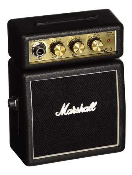 Mini Amplificador Portatil Para Guitarra Electrica Marshall