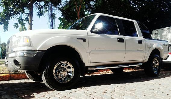 Ford Ranger 2.8 Xlt I Dc 4x4 Lim.l04 2005