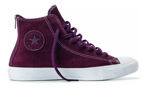 Zapatilla Converse Back Zip Hi Branch 149054b