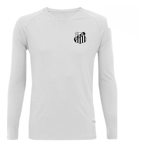 Camisa Do Santos Proteção Uv50