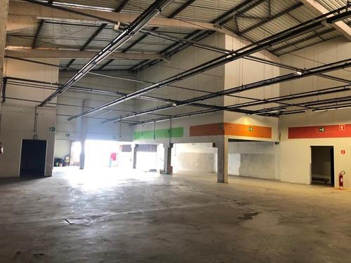 Galpão Para Super Mercado Av Corifeu. Fl25