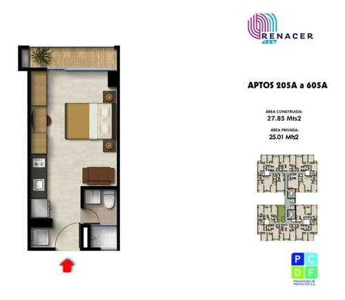 Imagen 1 de 8 de Apartamento Calle 129