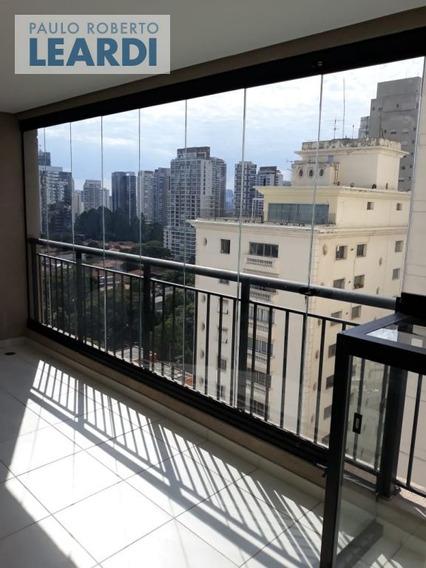 Apartamento Brooklin - São Paulo - Ref: 533694