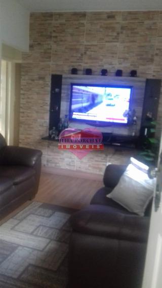 Apartamento Em Boa Vista - São Vicente, Sp - 1376