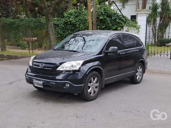 Honda Crv Lx 4x2 Automática 2007 Negra