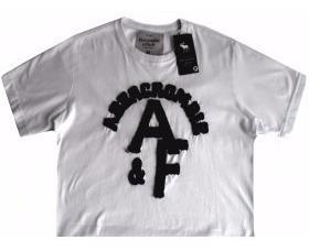 Camisa Abercrombie & Fitch Branco