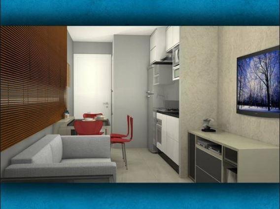 Apartamento Em Gutierrez, Belo Horizonte/mg De 42m² 2 Quartos À Venda Por R$ 234.906,00 - Ap562975