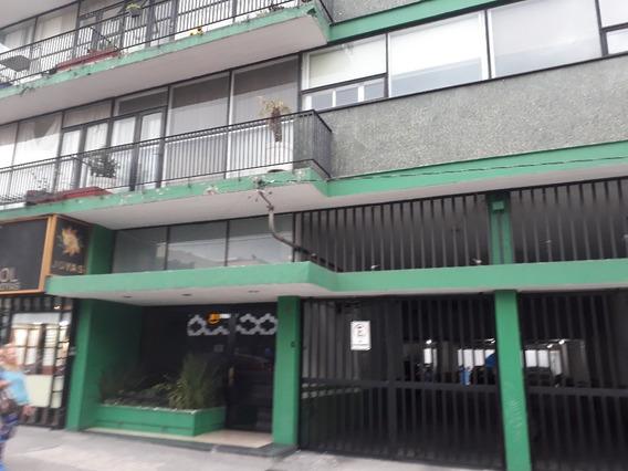 Departamento A Unos Pasos Del Metro Insurgentes Sur Y Metrobus Félix Cuevas