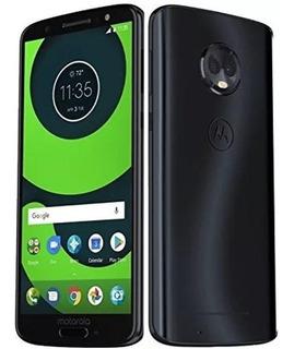Motorola Moto G6 Plus 64gb 4gb Ram Libre De Fabrica Sellado