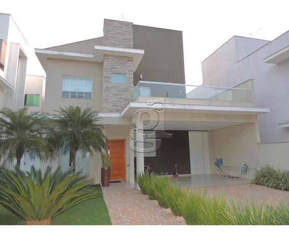 Sobrado Com 3 Dormitórios À Venda, 209 M² Por R$ 1.150.000,00 - Condomínio Royal Forest - Londrina/pr - So0110