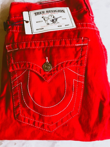Pantalones De Mujer True Religion Completamente Originales