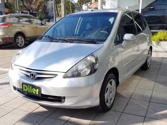 Honda Fit 1.4 Lx 2007 5 Puertas Nafta 46655831