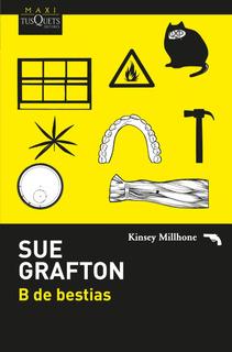 B De Bestias De Sue Grafton - Tusquets