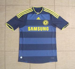 Camisa Original Chelsea 2009/2010 Away