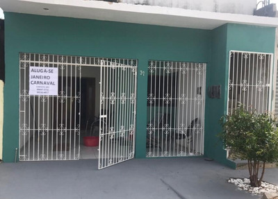 Alugo Casa Em Tamandaré - Fds 500,00