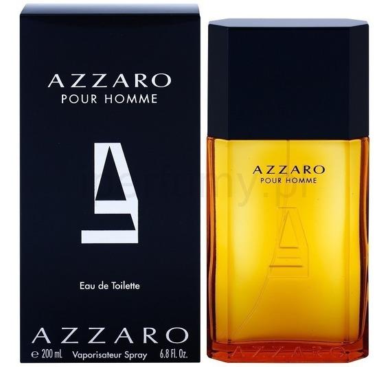 Perfume Azzaro Pour Homme Masculino-200ml-original-lacrado