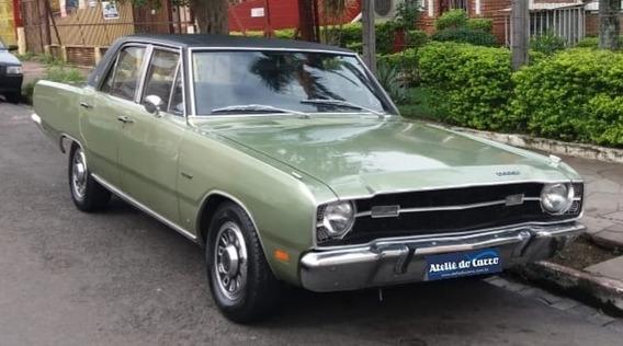 Dodge Dart Sedan 1971 V8 Com Ar Condicionado Ateliê Do Carro