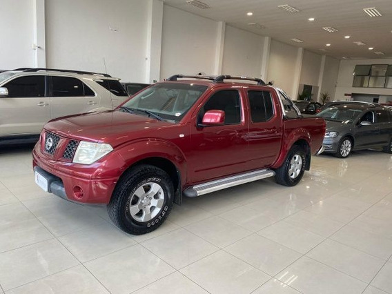 Nissan Frontier Xe 4x2 Cabine Dupla 2.5 Turbo Eletr..ipx1147