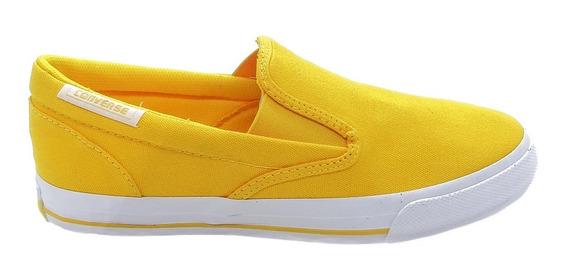 Tênis Converse Cons Lifestyle Skidgrip Ev Amarelo Queimado C