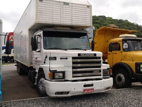 Scania 113 360 6x2 Bau 10mt