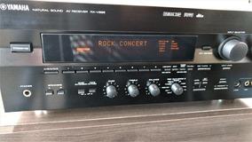Receiver Home Theater Yamaha Rx-v995 - C/controle Novo. 100%