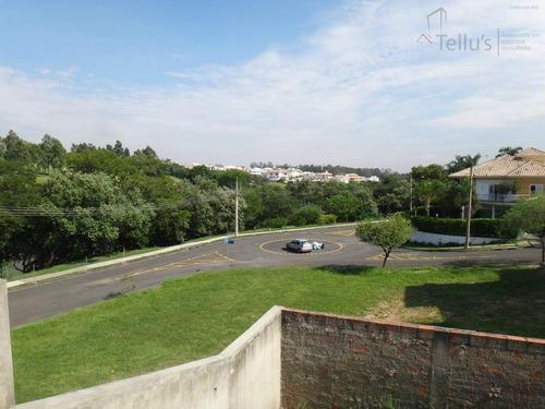 Terreno Residencial 820m2 À Venda, Condomínio Lago Da Boa Vista, Sorocaba. - Te0002