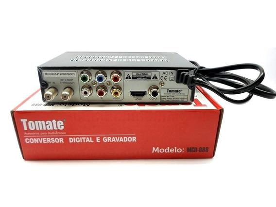 Conversor Digital Para Tv Analógica