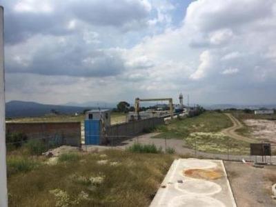 Terreno Industrial Sobre La Carretera Méx - Qro En Venta