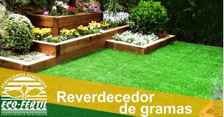 Reverdecedor De Grama - Abono Fertilizante.