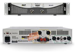 Potencia Skp Max720 350w+350w Rms 4 Ohms!