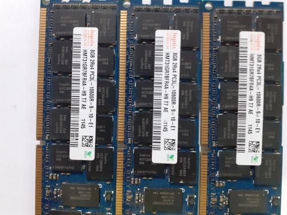 Memoria Servidor Dell Hynix 8g Hmt31gr7bfr4c-h9