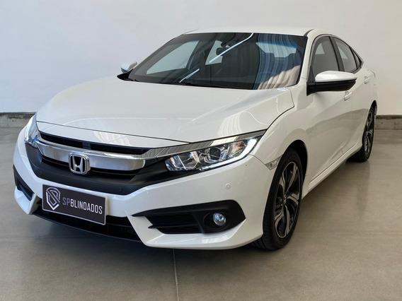 Honda Civic Exl 2019 Blindado Defense ***apenas 15mil Km***