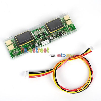 Imagen 1 de 6 de Universal 4 Lámpara Lcd Monitor Inverter Ccfl Contraluz Tube