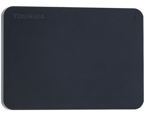 Hd Externo Portátil Semp Toshiba 1tb Canvio Basics Hdtb410xk