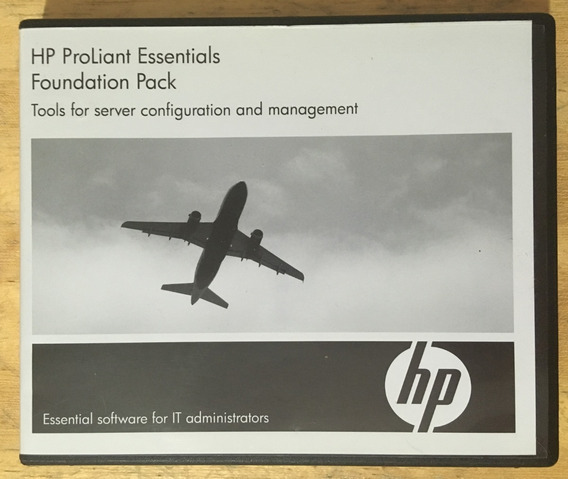 Hp Proliant Essentials Foundation Pack Tools For Server