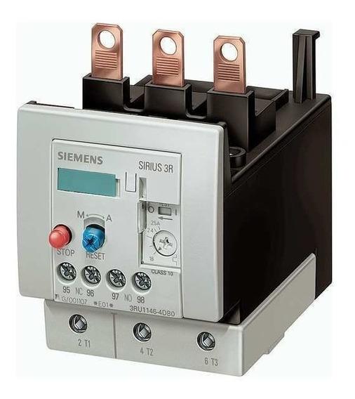 Relé Siriu 3ru1146-4lb0 Bimetalico Sobrecarga Siemens