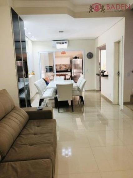 Casa Em Condomínio Fechado - Ca01064