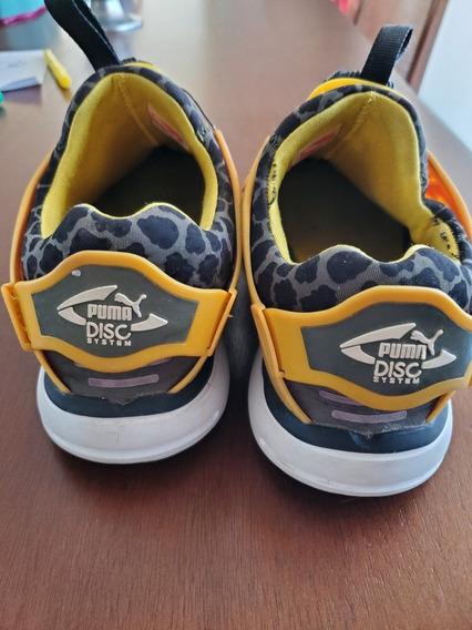 Zapatillas Puma Con Ajuste Inteligente