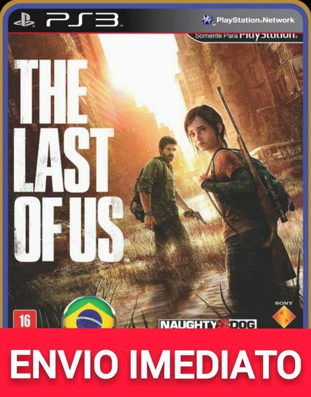 The Last Of Us, Ps3, Psn, Mídia Digital, Português Completo