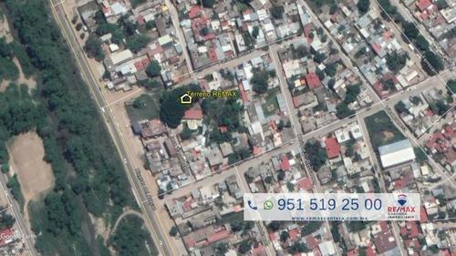 Terreno En Santa Rosa Panzacola Oaxaca