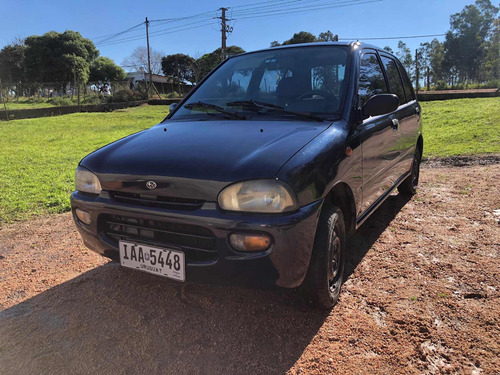 Subaru Vivio Gli Gli 1998