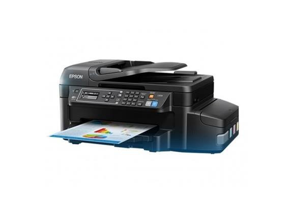 Impresora Epson Ecotank L575 Multifuncional (cmyk) Wifi, Sis