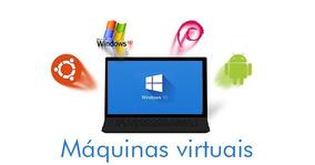 Vm Ou Máquina Virtual