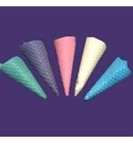 Cucuruchos De Colores Tamaño Mediano Caja De 150 Un