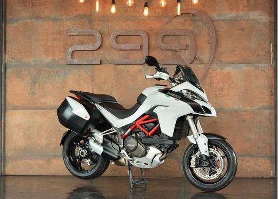 Ducati Multistrada 1200 S 2016 Revisada Em Concessionárias!!