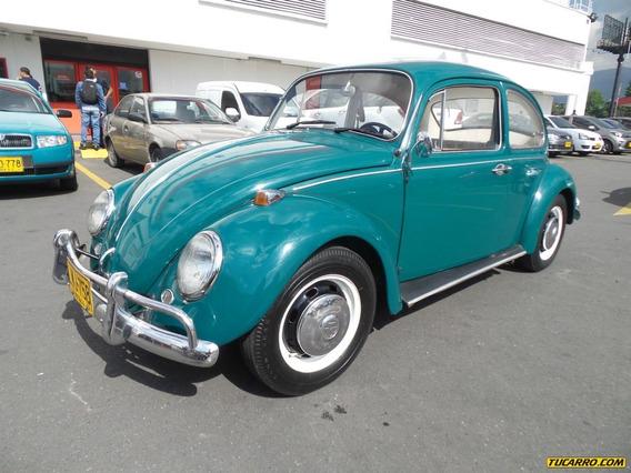 Volkswagen Escarabajo Mt 1300cc Sa