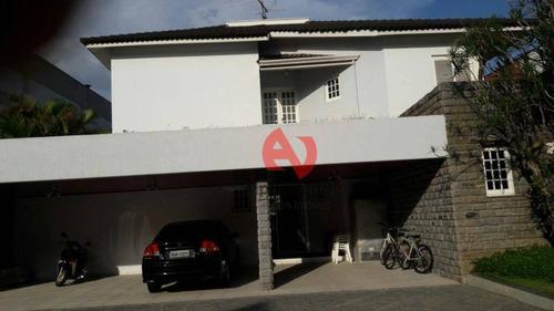 Imagem 1 de 30 de Alphaville Zero Casa A Venda - Barueri/sp - Ca6217