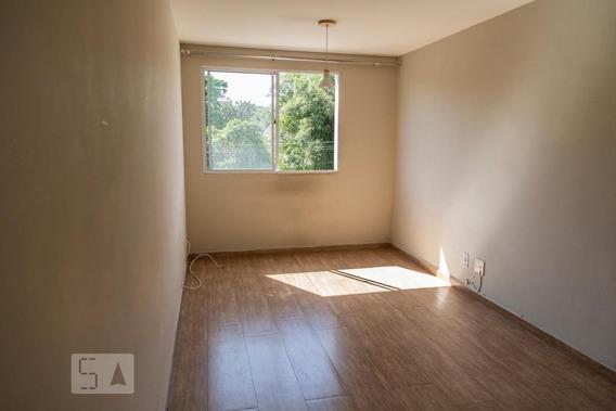 Apartamento No 2º Andar Com 2 Dormitórios E 1 Garagem - Id: 892969521 - 269521