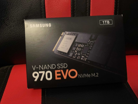 Ssd M.2 Samsung 1tb Novo Lacrado