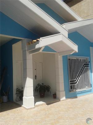 Casa Com 4 Dormitórios À Venda, 180 M² Por R$ 650.000,00 - Jardim Satélite - São José Dos Campos/sp - Ca0179